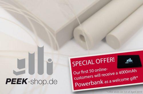 PEEK-shop.de Offer